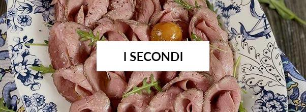 Scopri le ricette dei secondi